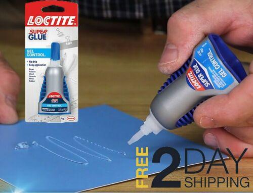 Instant Adhesive Super Glue Gel For Plastic Glass Wood Metal Paper Shoes DIY