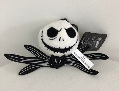 The Nightmare Before Christmas Jack Skellington Backpack Clip 25th Anniversary
