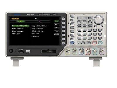Hdg2012b Arbitrary Waveform Function Generator 2ch 10m 16bit 250msa 64m Memory