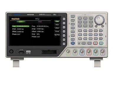 Great Quality Hantek Hdg2102b Arbitrary Waveform Function Generator 2ch 20m