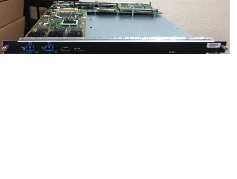 Cisco As5850 As58-1stm1 Sdh/stm-1 Trunk Card