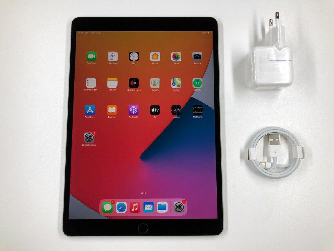 Apple IPad Pro 2. Gen. 512GB WLAN Wifi 10,5 Spacegrau - 459,00€
