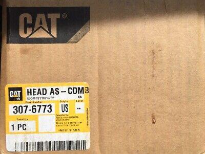 Caterpillar Oem Ard Head Assembly 307-6773. Cat Original Part 3076773.