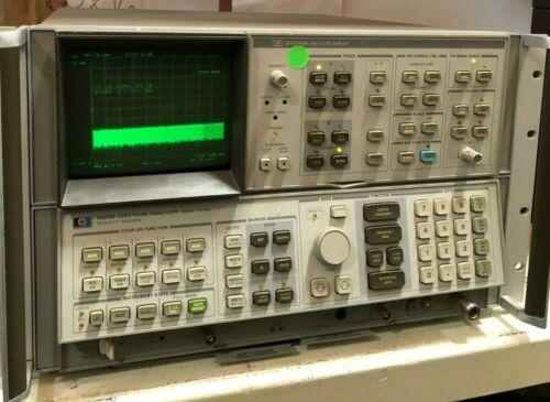 HP Hewlett Packard 8568B SPECTRUM ANALYZER