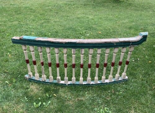 Antique Vintage Porch Railing Balusters