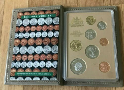 1991 Australia Proof Set