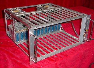 Power Designs Nim Bin Crate 12-slot Chassis Power Supply Aec-320-5