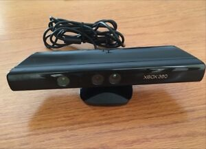 Kinect (Xbox 360) with 4 games