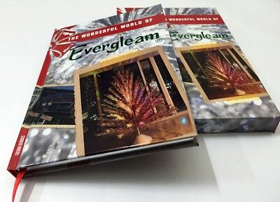 The Wonderful World of Evergleam Aluminum Christmas Tree Book! Free Shipping!