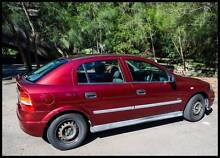 2000 Holden Astra Hatchback Greenwich Lane Cove Area Preview