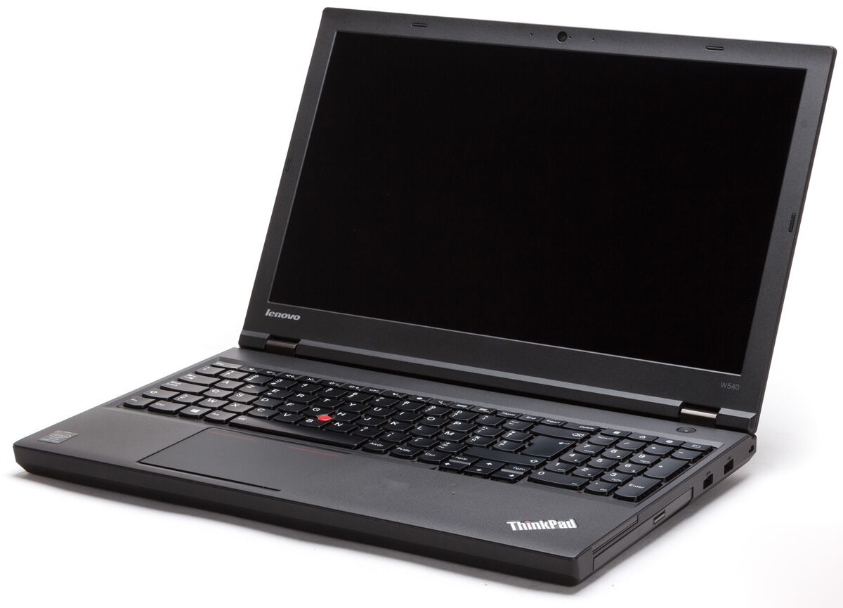 Lenovo ThinkPad W540 i7 4800MQ 2.7GHz 16GB 256GB SSD 2GB K2100M 1920x1800 Win 10