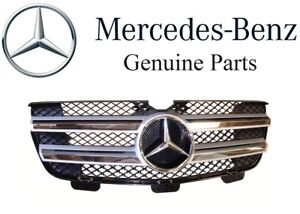 For Mercedes X164 GL320 GL350 GL550 Front Grille Assembly Genuine 1648802785
