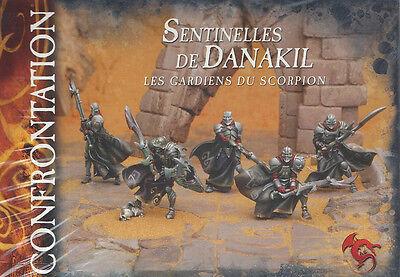 Confrontation/Rackham Die Wächter von Danakil RK02001 ALSCBO01 Box NEU