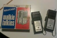 Walkie Talkie Ricetrasmittenti Vintage Anni 70 Inno-hit Field Commander Rt 901 -  - ebay.it