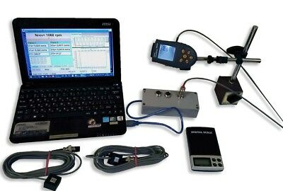 Field Portable Dynamic Balancing Machine Balanset-1a Vibration Analyzer