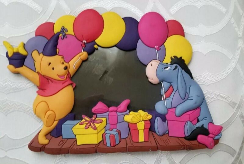 """Disney """"Winnie The Pooh"""" Applause Picture Frame"""