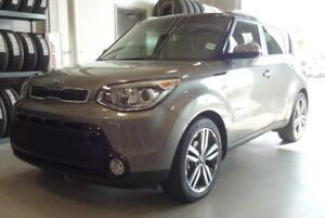 2015 Kia Soul SX Luxury