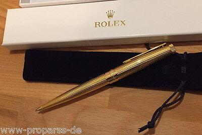 ROLEX Kugelschreiber / Pen inkl. OVP - extrem seltenes Sammlerstück ! VIP ! NEU