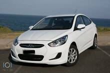 2014 Hyundai Accent Sedan Manly Manly Area Preview