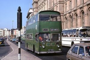 Merseyside PTE No.1788 Liverpool 1979 Bus Photo