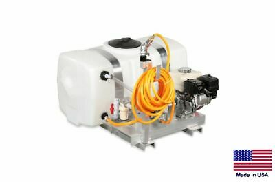 Sprayer Commercial - Skid Mounted - 7 Gpm - 150 Psi - 5.5 Hp - 50 Gallon Tank
