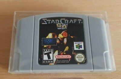 StarCraft 64 | PAL Version - Nintendo 64 / N64