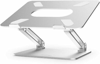 MacBook Laptop Stand, Laptop Holder, Multi-Angle Stand with Heat-Vent USA SELLER