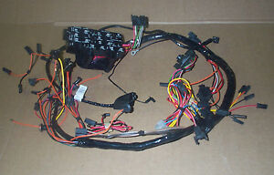 wiring harness for jeep cj chevy tbi wiring harness for jeep jeep cj wiring harness | ebay