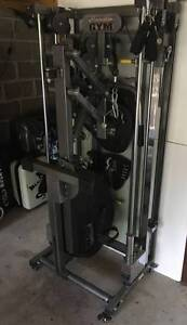 CardioGym from Workout World (CG3500) with accessories Berowra Heights Hornsby Area Preview