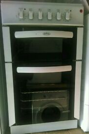BELLING 50CM ELECTRIC COOKER **FREE LOCAL DELIVERY 3 MONTHS GUARANTEE**