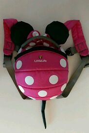 Little Life backpack for babies