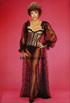 "JOAN COLLINS - DYNASTY - Famous Vintage SCANDECOR Poster From 1983 (27"" x 39"")"