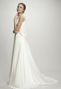 Theia Marlena wedding dress (skirt only) size 0/2