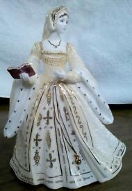 Catherine of Aragon Wedgwood Collectable