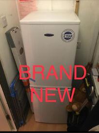 BRAND NEW fridge freezer