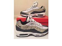 Nike air max 95 0g dead stock RARE safari edition / I can meet in Kent