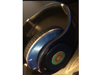 Beats Wireless Headphones - Blue