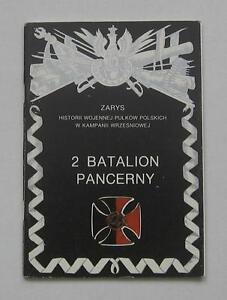 Geschichte Polen 2 Panzer Battalion 2 Batalion Pancerny - <span itemprop=availableAtOrFrom>Gdansk, Polska</span> - Geschichte Polen 2 Panzer Battalion 2 Batalion Pancerny - Gdansk, Polska