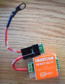 Split charger
