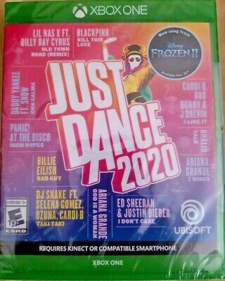 Just Dance 2020  Xbox One XB1 New Sealed  Free Shipping