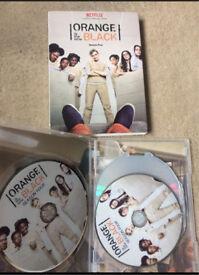 Orange is the new black season 4 dvds