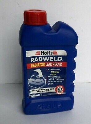 Holts Radweld Repairs Radiator Weld For Leaking Radiators 250ml