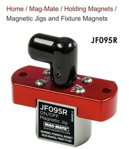 *NEW* MAG-MATE Magnetic Jig JF095R