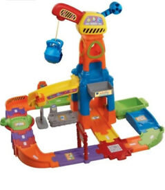 Vtech toot toot construction set
