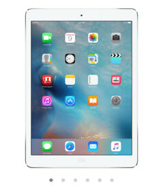 Immaculate condition iPad Air 16gb WiFi (a1474)