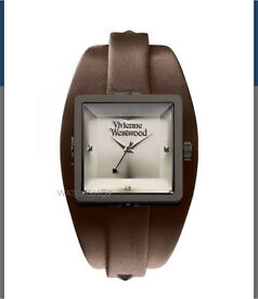 vivianne westwood brown cube watch!!! out of stock in shops!!!