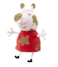"""Talking Peppa Pig 14"""" Peppa Soft Toy - for sale, £10"""