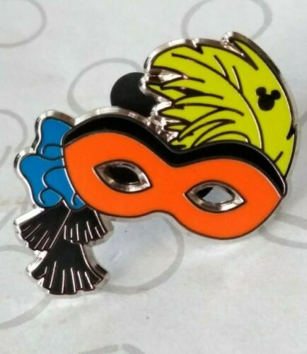 Goofy Carnevale Masks 2020 Cast Hidden Mickey DLR Disney Pin 142767