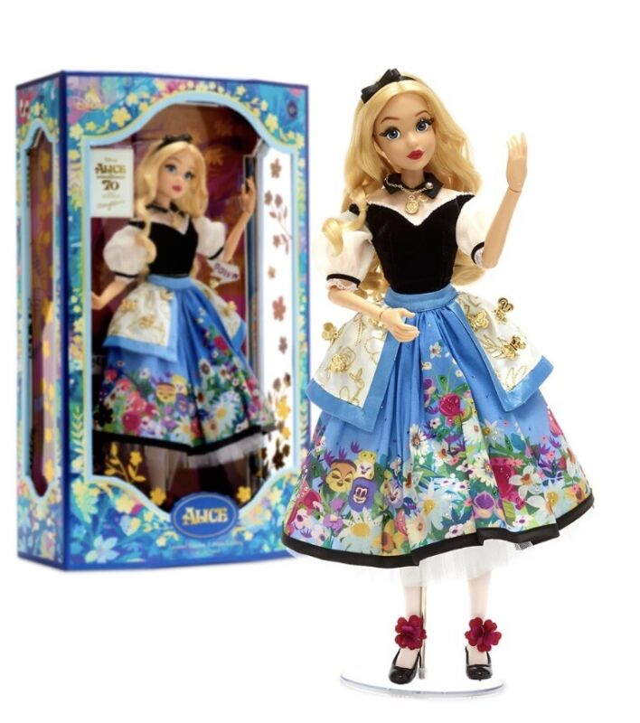 Alice in Wonderland by Mary Blair Limited Edition Doll 16 1/2