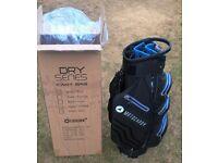 MotoCaddy Dry Series Golf Bag New